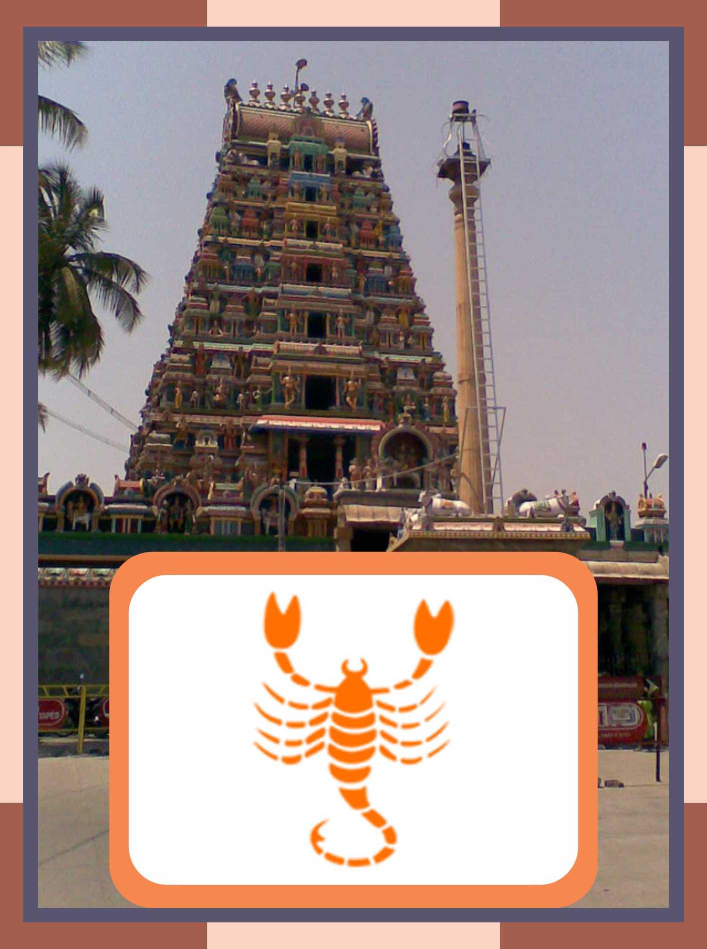 Avinashi - Avinashi Lingeswarar Temple Homam for Virchika Rasi