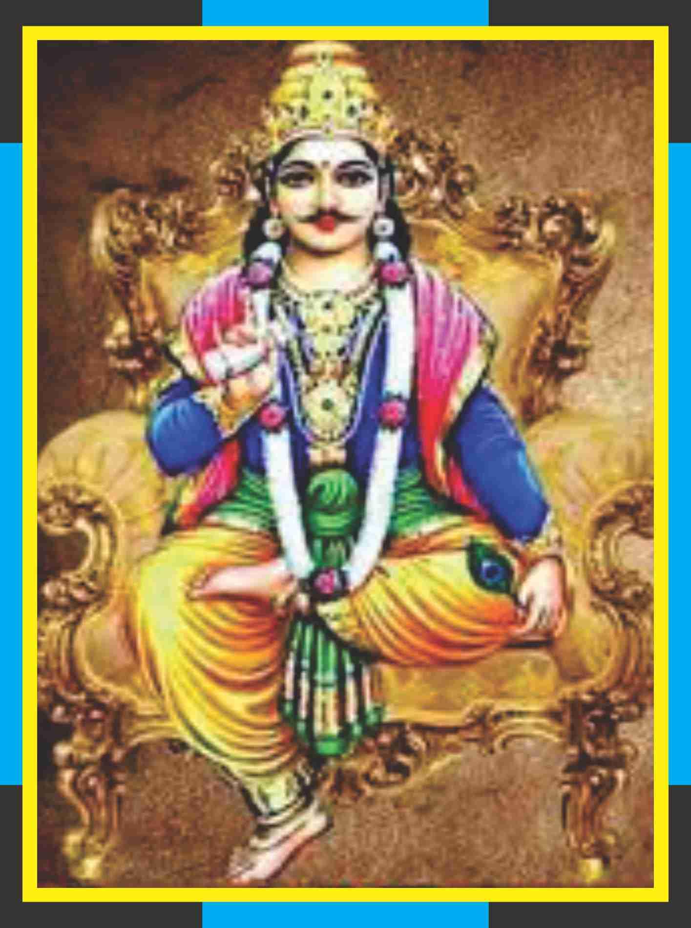 Kanchipuram – Chithragupthar Temple Spl Archana for forgivness of sins