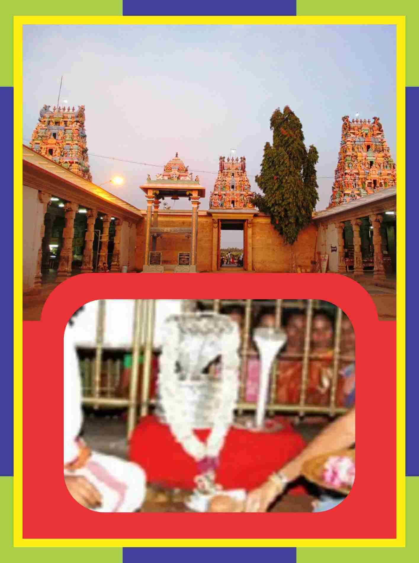Kodumudi – Magudeswarar Temple Rahu / Kethu Naga Prathista