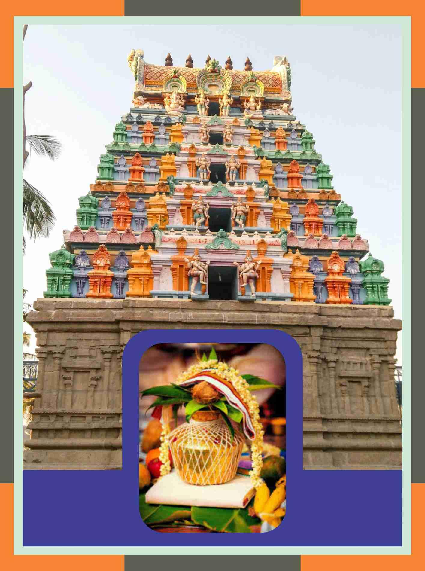 Korukkai - Sri Brahma Gnanapureeswarar Homam for Avittam Star