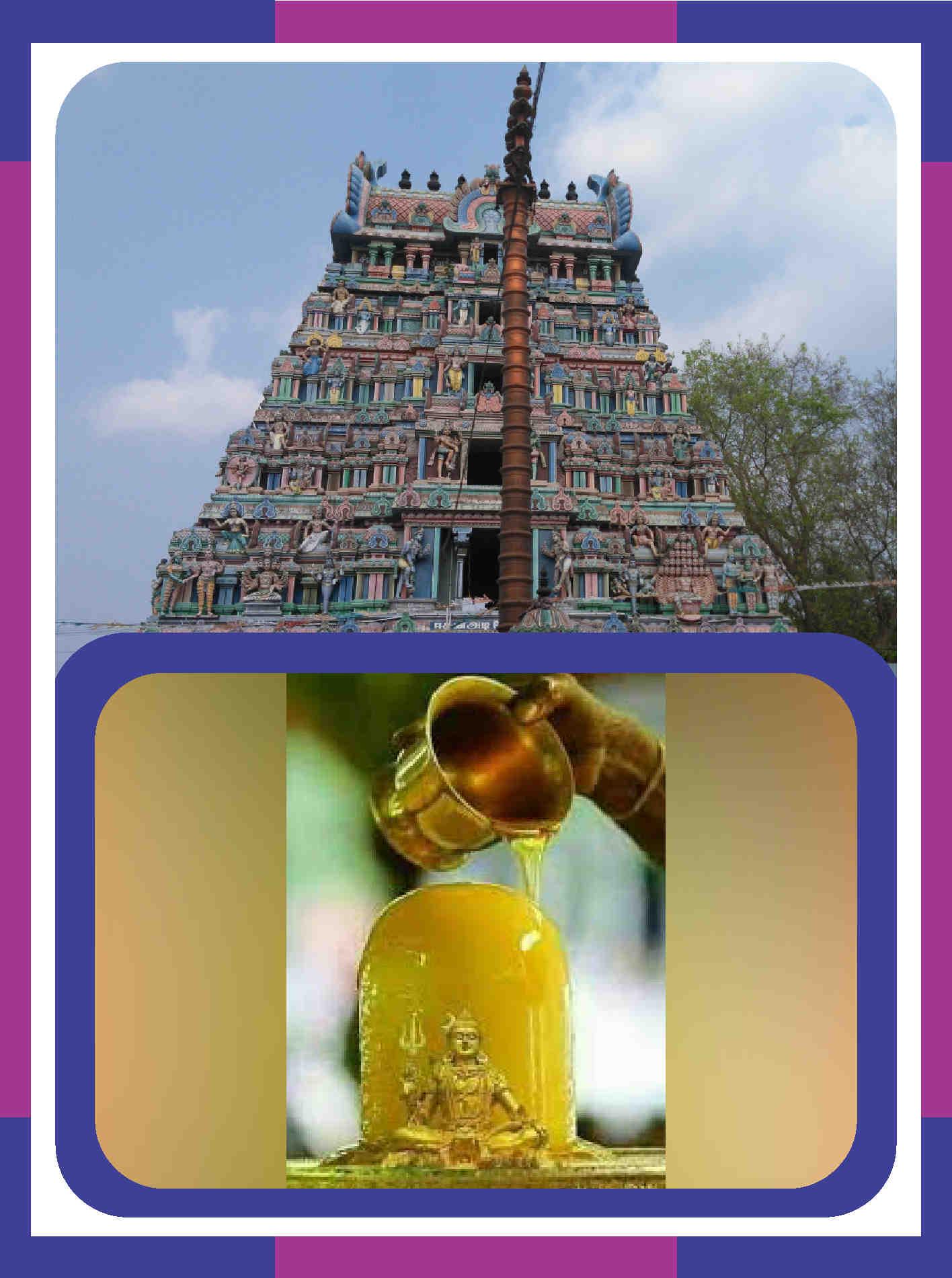 Nallur - Sri Kalyanasundareswarar Spl Puja For Sound Health