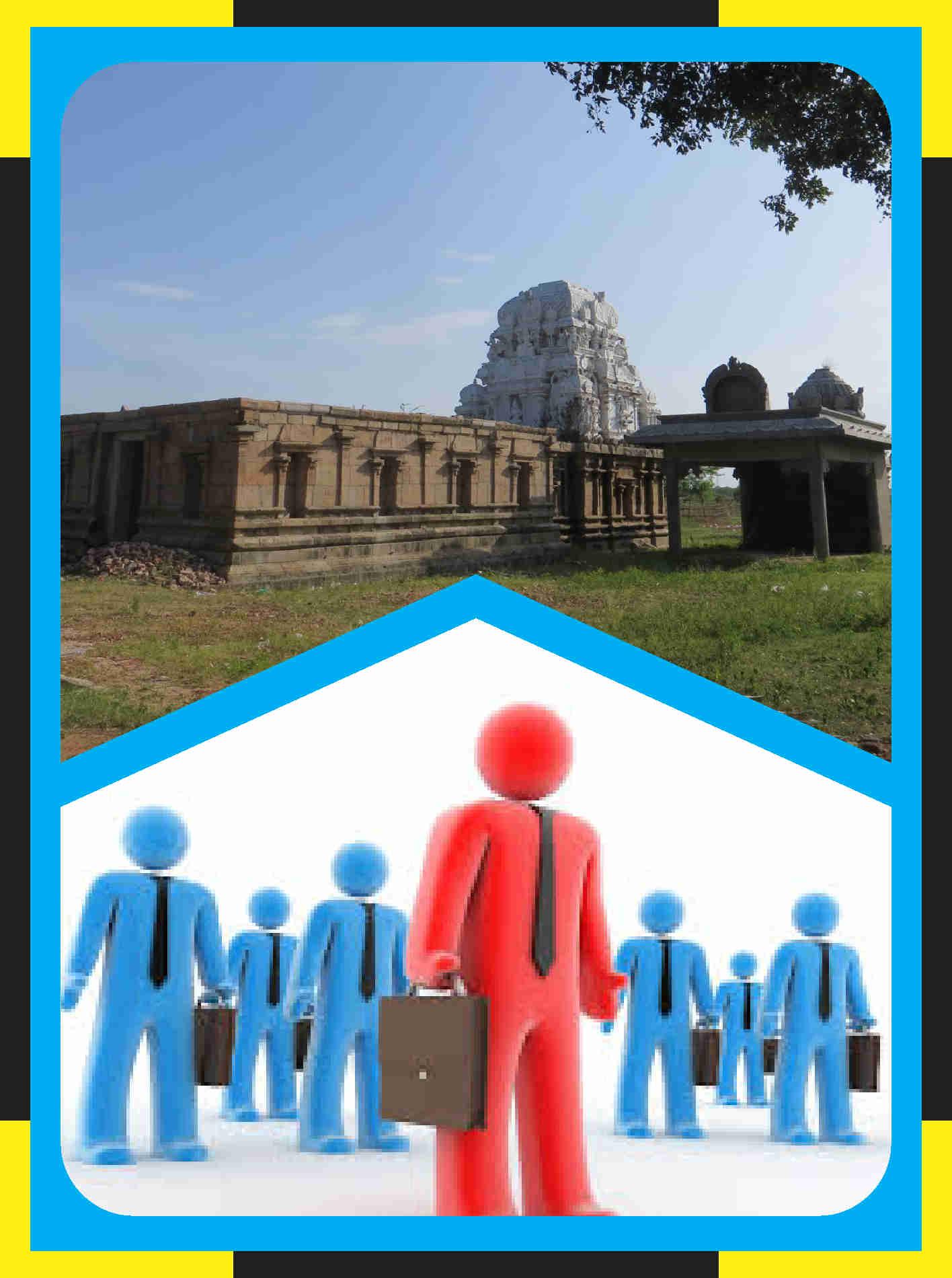 Periya Kothur - Sundareswarar Temple - Spl Puja for Foreign Jobs.