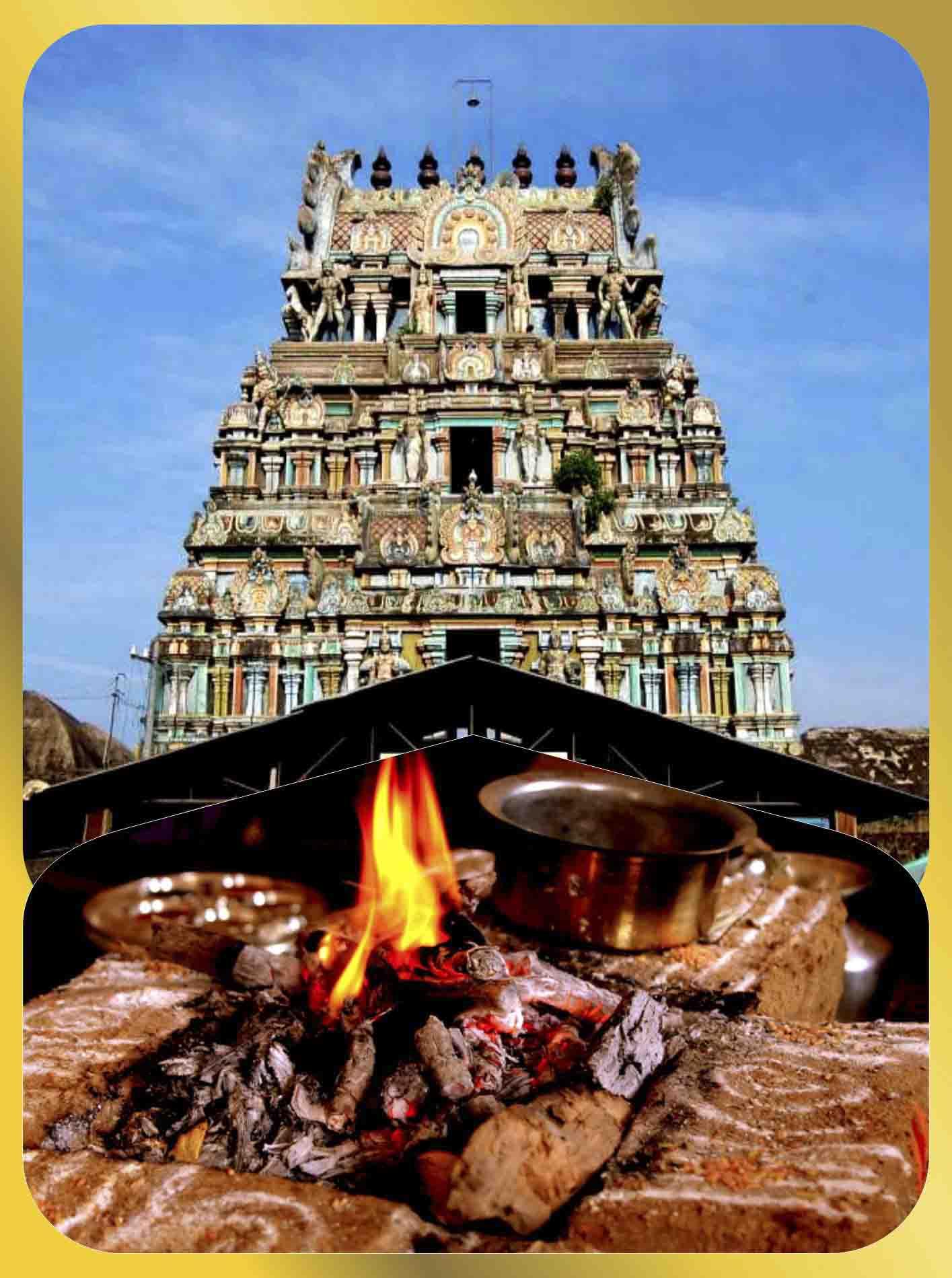 Suriyanar Kovil-Suriya Homam