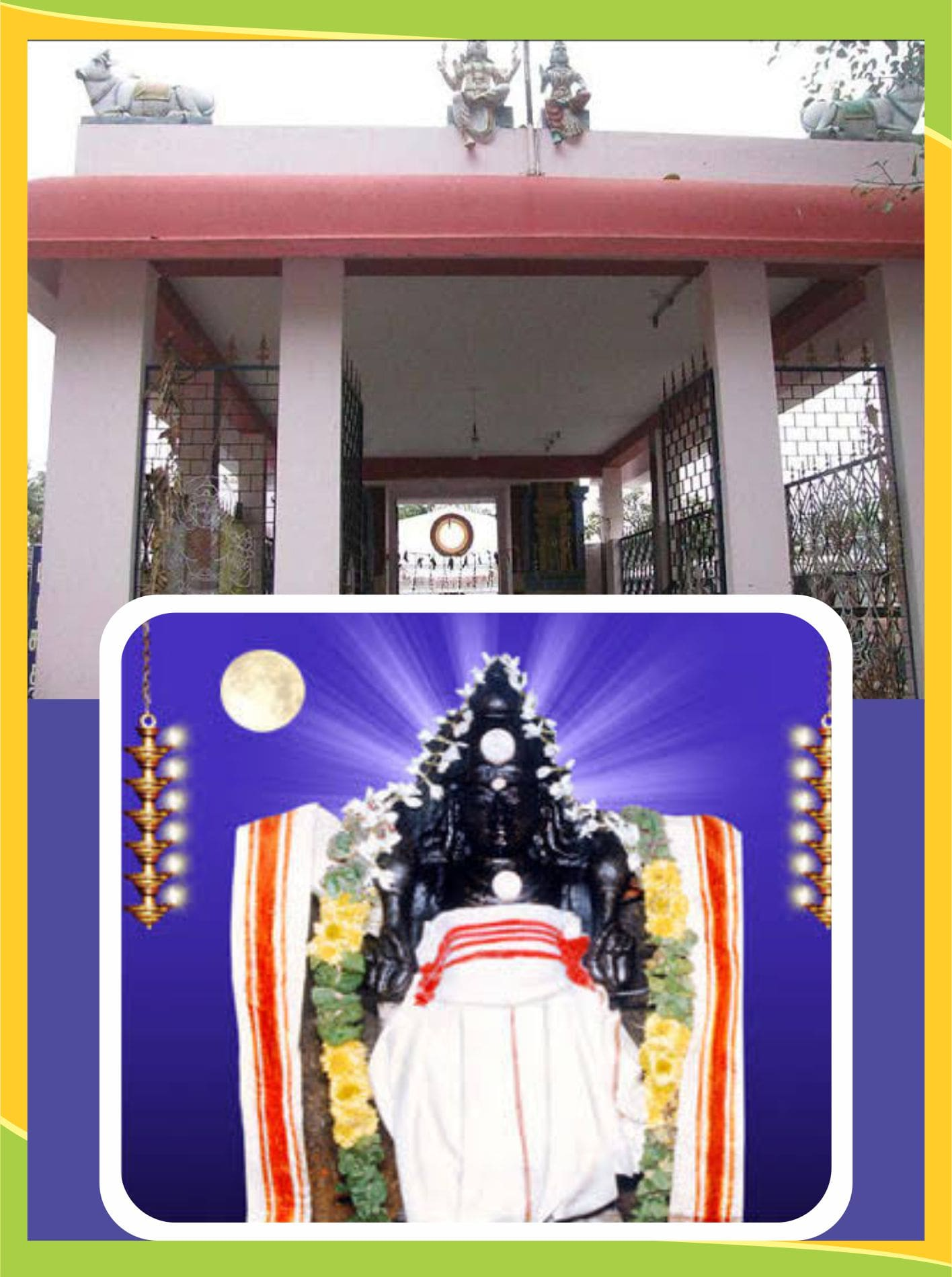 Thingalur - Special Parihara Puja for Chandran