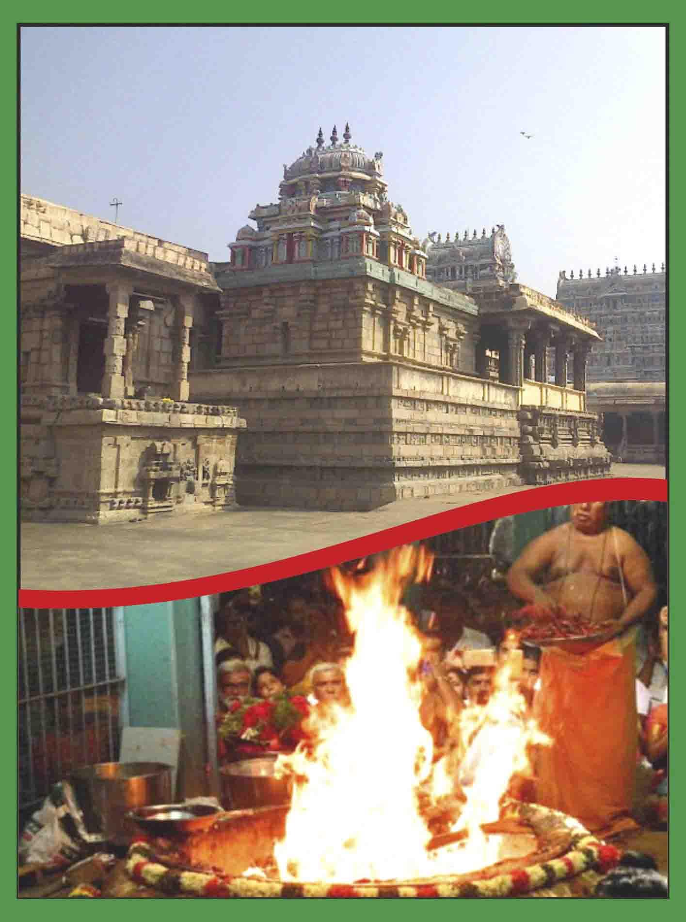 Thirubhuvanam - Sarabeswarar Homam