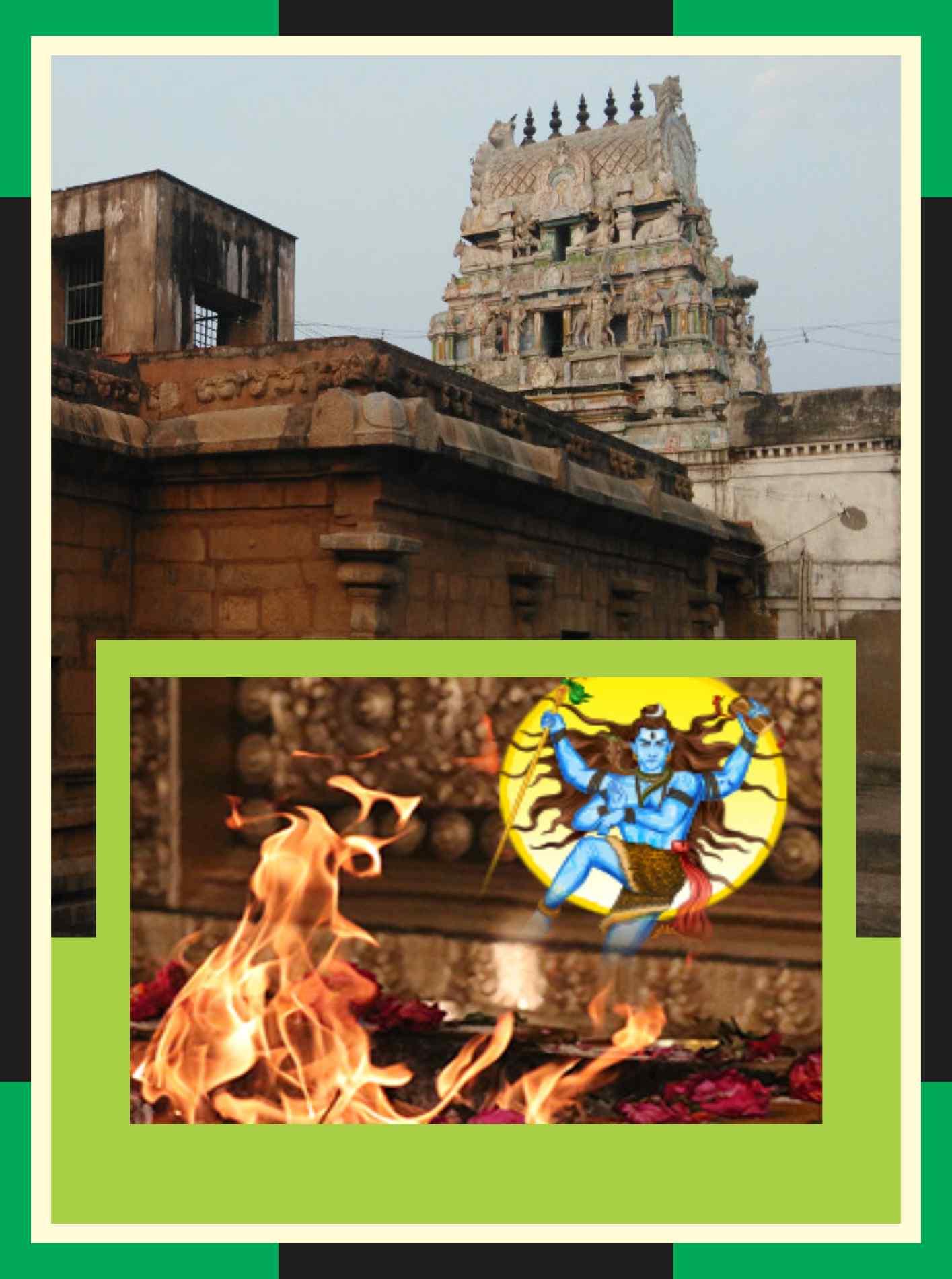 Thirunthudevankudi – Karkadeswarar Temple Rudra Homam for Cancer Relif
