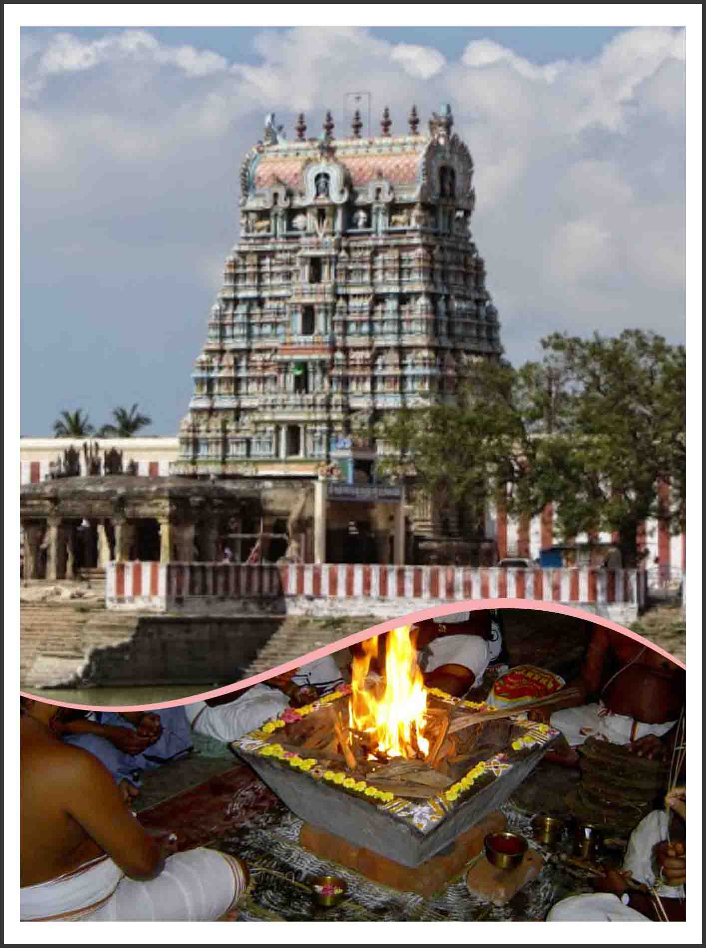 Gokarna-Mahabaleshwar- Ekadasa Rudra Abishekam