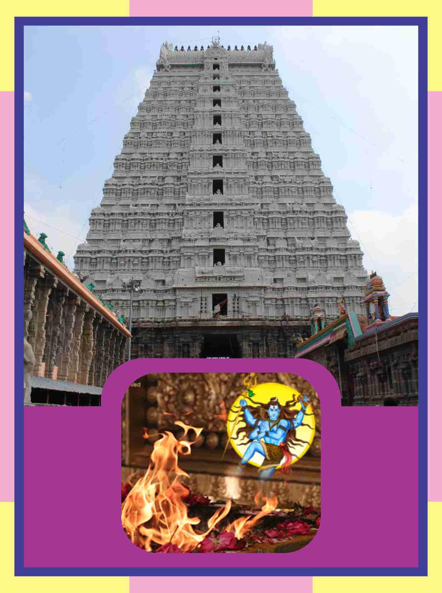 Thiruvannamalai - Sri Arunachaleswara Temple Rudra Homam