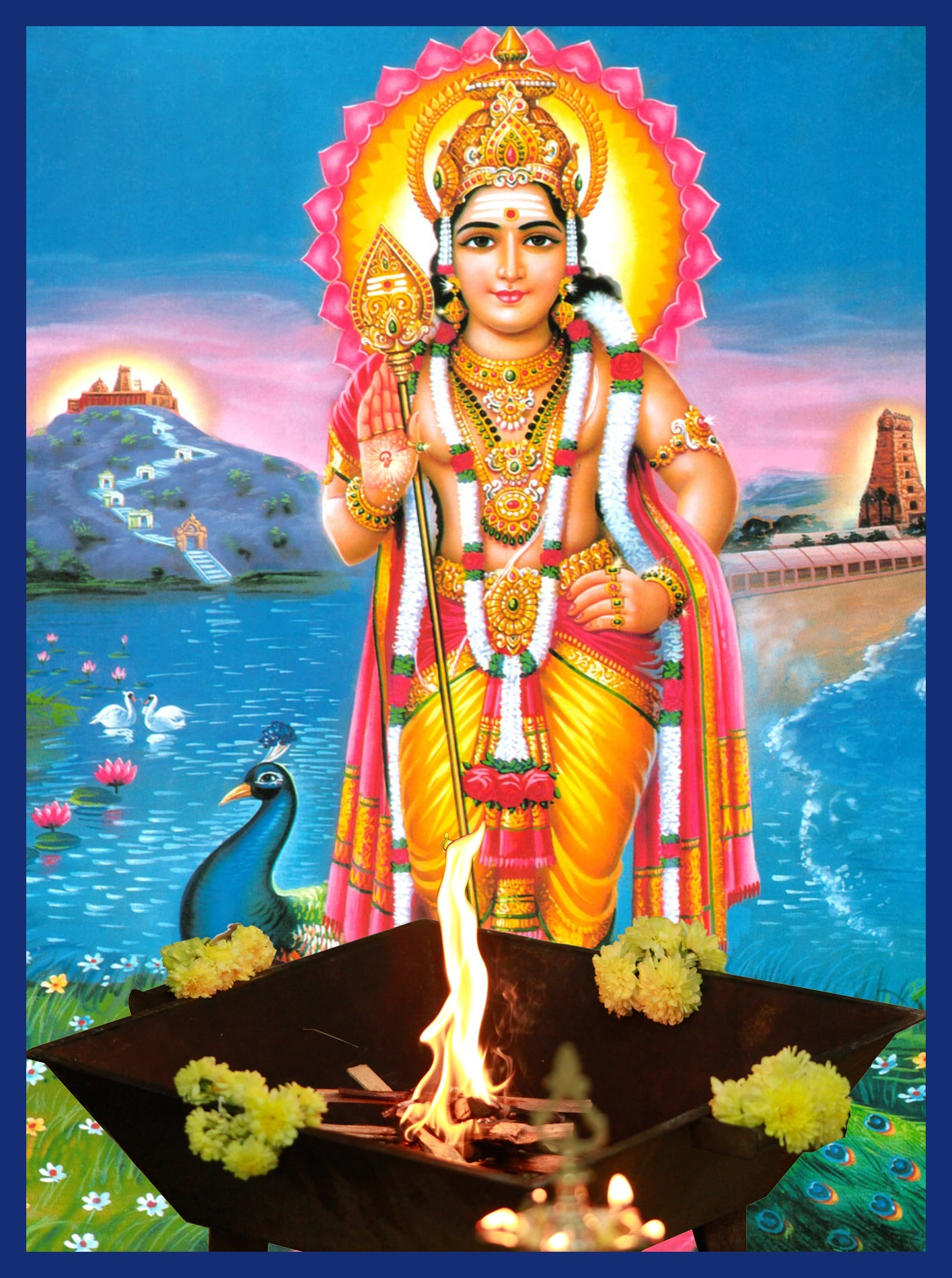 Kartikeya Subramaniya Homam