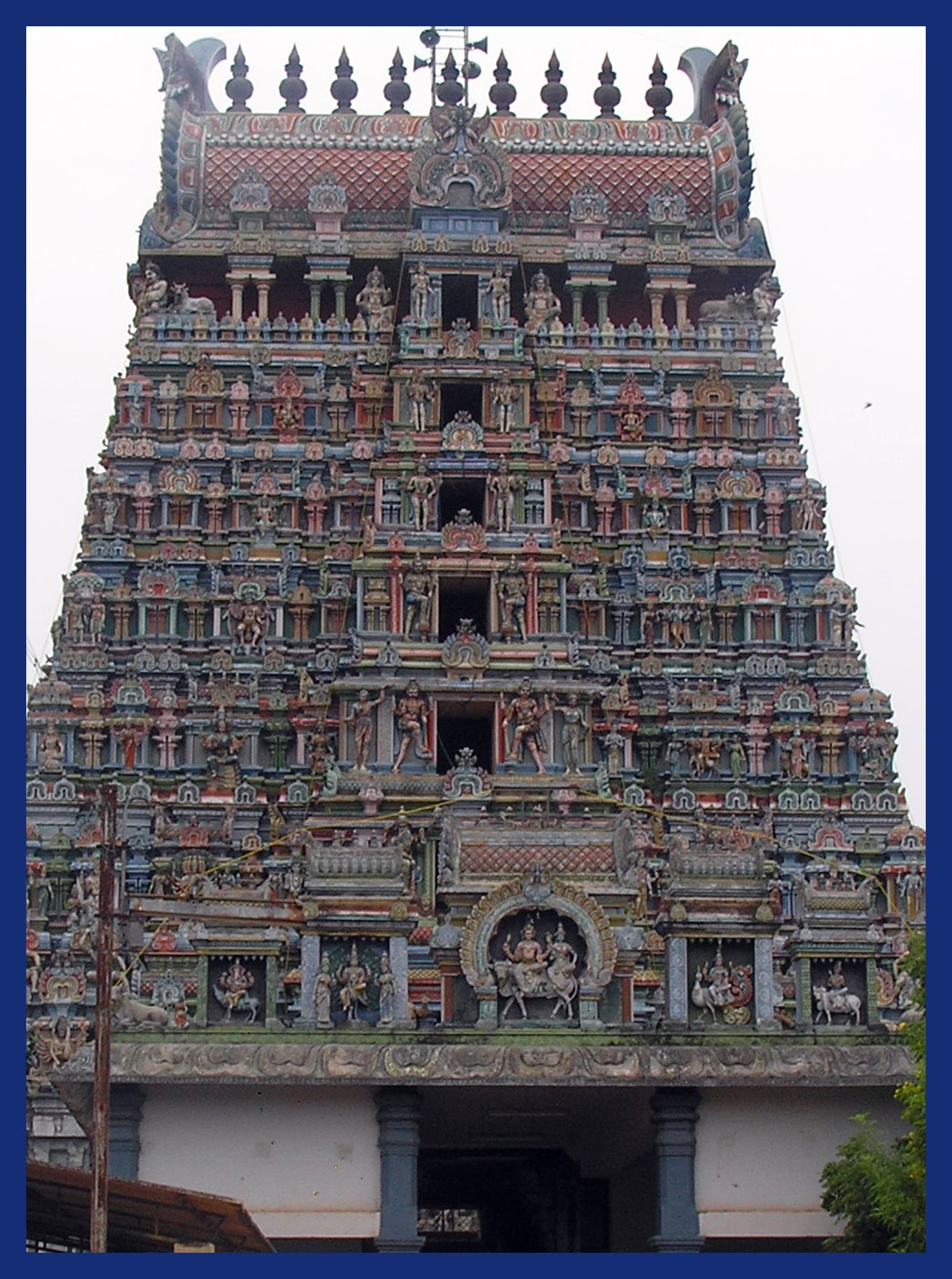 Kanchipuram - Vyasa Santhaleeswarar Temple Spl Puja for All Sins