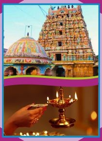 Chakrapani Temple – Spl Parihara Puja to remove Evil Eye