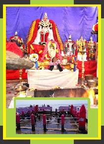 Devipatinam Navagraha Temple – Navagraha Homam