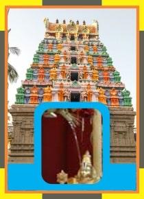 Korukkai - Sri Brahma Gnanapureeswarar Abishekam for Avittam Star