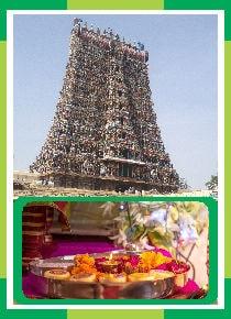 Madurai – Meenakshi Spl Puja