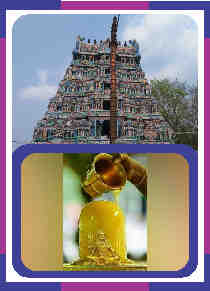 Nallur - Sri Kalyanasundareswarar Honey Abishekam