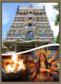 Patteeswaram - Nava Durga Homam