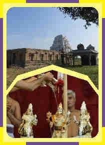 Periya Kothur - Sundareswarar Temple -Abishekam for Foreign Jobs.