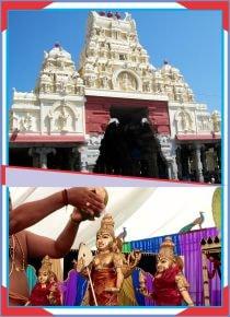 Marudhamalai - Sri Subramaniya Swamy Temple Spl Puja for Lord Murugan
