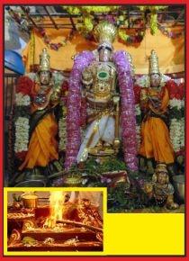 Thirucherai -  Runa Hara Rudra Homam