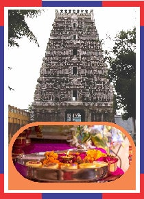 Panchavadi – Panchamuga Hanuman Temple Spl Puja for Lord Hanuman