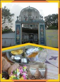 Thirupampuram - Rahu Kethu Paihara Abishekam