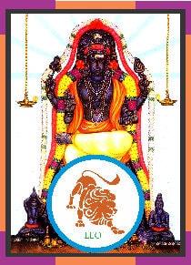 Thirupulivanam – Vyakrapuriswarar Dakshinamoorthy Abishekam for Simha Rasi