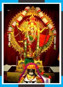Thiruvidaimaruthur -  Mahalingaswamy 27 Star Linga Archana