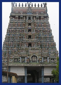 DevarKandaNallur - Sri Kumara Swamy Temple Abishekam for Lord Murugan