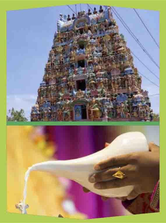Alangudi-Guru-Abishekam for Guru (Urchavar)