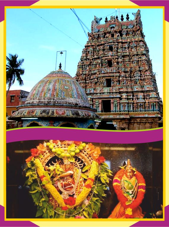 Kumbakonam Chakrapani Temple - Thirumanjanam