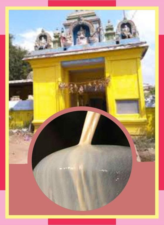 Edayathumangalam - Mangalyeswarar Temple Swamy Ambal Abishekam for Marriage Obstacles