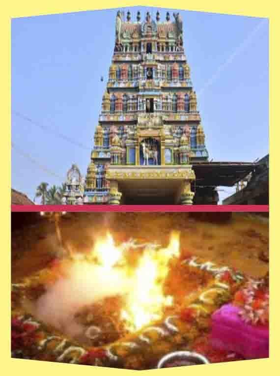 Kanchanur-Sukra-Dosha Parihara Homam