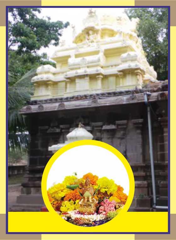 Kunnathur - Gothaparameswarar Temple Spl Puja for Swami and Ambal