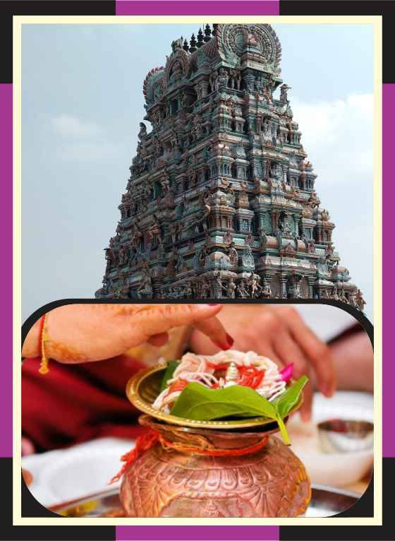 Mappedu - Singeeswarar Temple Spl Parihara Puja for Moolam Star