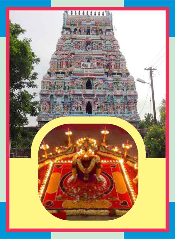 Nagappattinam – Naganathar Temple Spl Abishekam for Karthigai Star