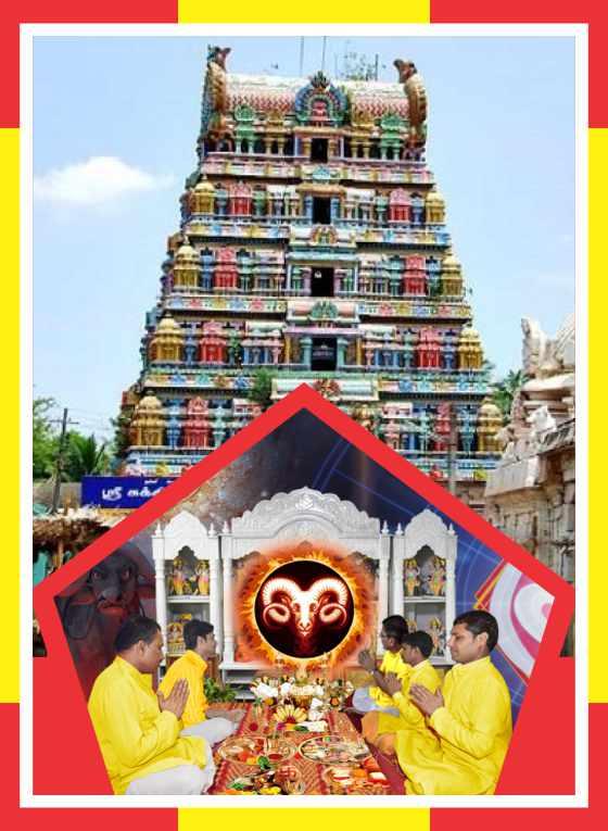 Nalladai – Agneeswarar Temple Spl Abishekam for Bharani Star