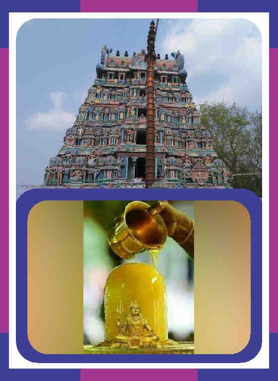 Nallur - Sri Kalyanasundareswarar Temple Spl Parihara Puja for Makam Star