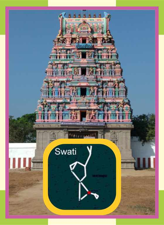 Sithukadu – Thathreeswarar Temple Spl Parihara Puja for Swathi Star