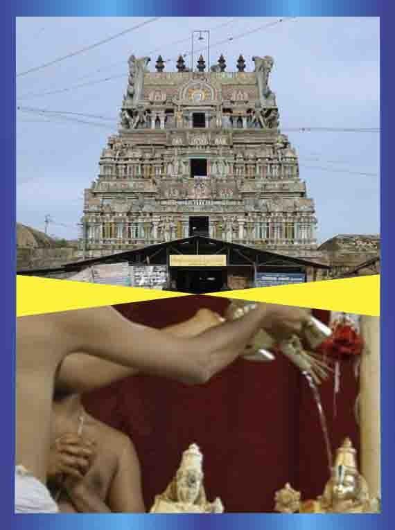 Suriyanar Kovil-Navagraha Abishekam
