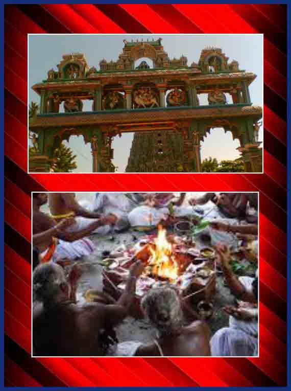 Thirukadaiyur - Mrityunjaya Homam