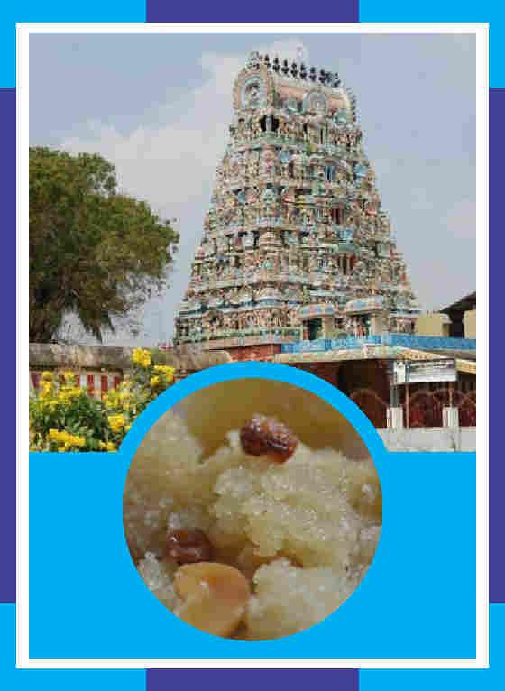 Thirukarukavur Garbarakshambigai Spl Archana for Child boon