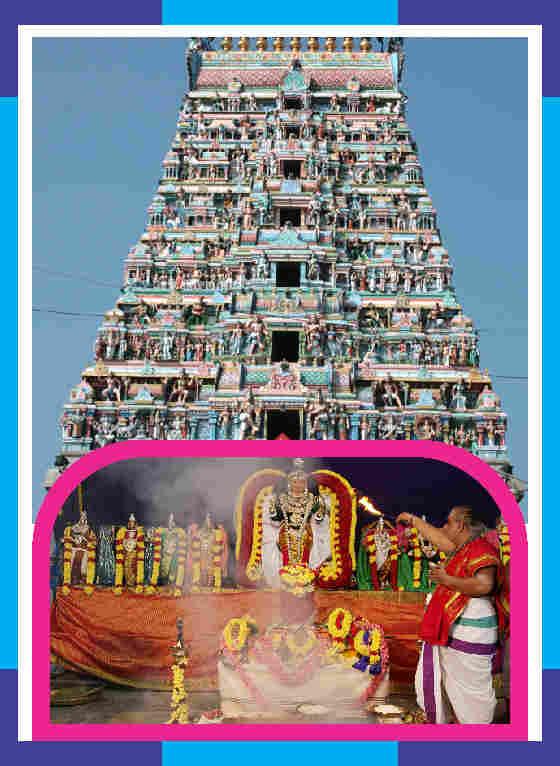 Thirukkollikkadu  -  Navagraha Shanti Homam.