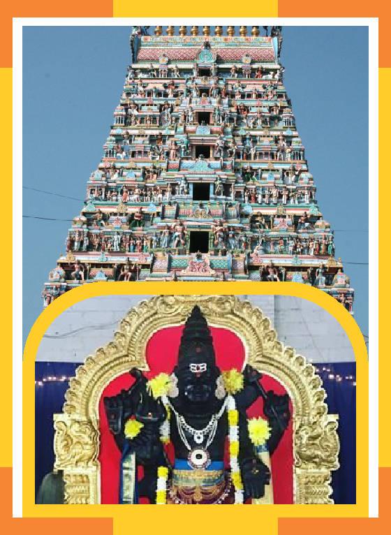 Thirukkollikkadu  -  Saneeswaran Abishekam.