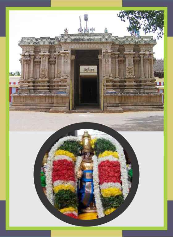 Thirukolur – Vaithamaanidhi Perumal Thirumanjanam for Thula Rasi