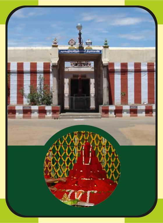 Thirutholaivilli– Aravindalochanar Temple Spl Puja for Perumal and Theyar