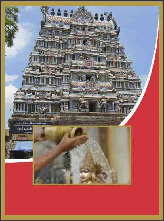 Thiruvenkadu - Special Parihara Puja for Budhan
