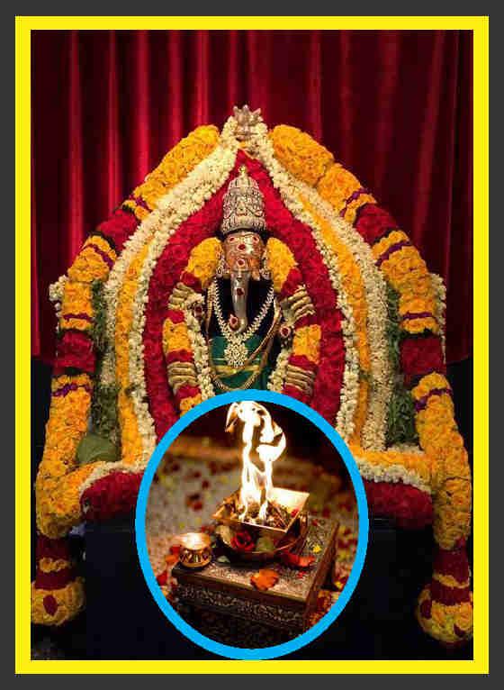 Idagunji - Maha Ganesha Temple Ganapathi Homam