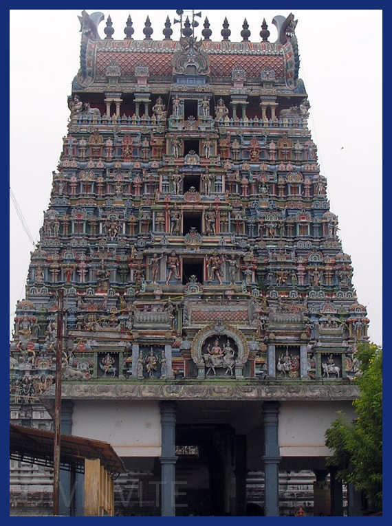 Kanchipuram - Maahaleswarar Temple Spl Puja for Rahu Pariharam